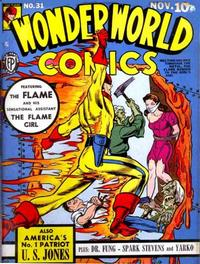Cover Thumbnail for Wonderworld Comics (Fox, 1939 series) #31