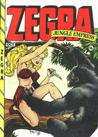 Cover Thumbnail for Zegra (Fox, 1948 series) #2