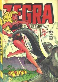 Cover Thumbnail for Zegra (Fox, 1948 series) #5