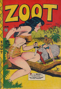 Cover Thumbnail for Zoot Comics (Fox, 1946 series) #12