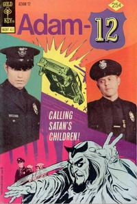 Cover Thumbnail for Adam-12 (Western, 1973 series) #5