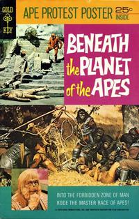 Cover for Beneath the Planet of the Apes (Western, 1970 series) #[nn]