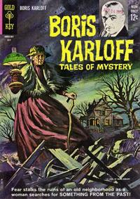 Cover Thumbnail for Boris Karloff Tales of Mystery (Western, 1963 series) #4