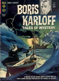 Cover Thumbnail for Boris Karloff Tales of Mystery (Western, 1963 series) #6