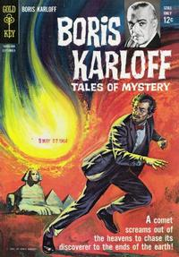 Cover Thumbnail for Boris Karloff Tales of Mystery (Western, 1963 series) #7