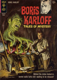 Cover Thumbnail for Boris Karloff Tales of Mystery (Western, 1963 series) #13