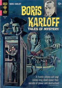 Cover Thumbnail for Boris Karloff Tales of Mystery (Western, 1963 series) #14