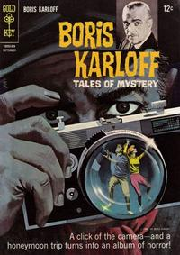 Cover Thumbnail for Boris Karloff Tales of Mystery (Western, 1963 series) #15