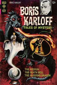 Cover Thumbnail for Boris Karloff Tales of Mystery (Western, 1963 series) #20