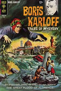 Cover Thumbnail for Boris Karloff Tales of Mystery (Western, 1963 series) #22 [12¢]