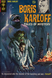 Cover Thumbnail for Boris Karloff Tales of Mystery (Western, 1963 series) #26