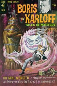 Cover Thumbnail for Boris Karloff Tales of Mystery (Western, 1963 series) #27