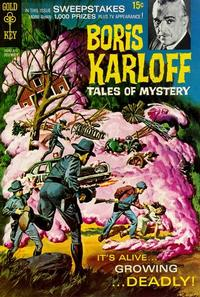 Cover Thumbnail for Boris Karloff Tales of Mystery (Western, 1963 series) #28