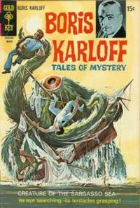 Cover Thumbnail for Boris Karloff Tales of Mystery (Western, 1963 series) #29