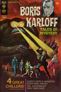 Cover Thumbnail for Boris Karloff Tales of Mystery (Western, 1963 series) #33