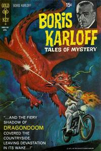 Cover Thumbnail for Boris Karloff Tales of Mystery (Western, 1963 series) #34