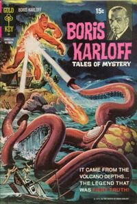 Cover Thumbnail for Boris Karloff Tales of Mystery (Western, 1963 series) #37