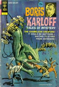 Cover Thumbnail for Boris Karloff Tales of Mystery (Western, 1963 series) #42