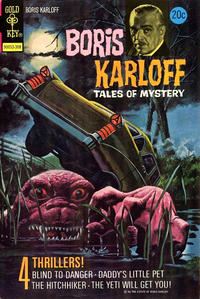 Cover Thumbnail for Boris Karloff Tales of Mystery (Western, 1963 series) #49