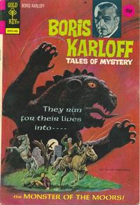 Cover Thumbnail for Boris Karloff Tales of Mystery (Western, 1963 series) #54 [British]