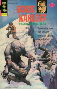 Cover Thumbnail for Boris Karloff Tales of Mystery (Western, 1963 series) #61