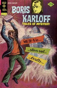 Cover Thumbnail for Boris Karloff Tales of Mystery (Western, 1963 series) #68