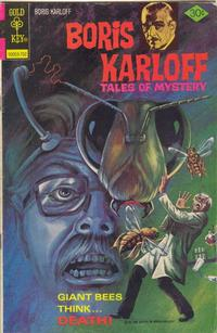 Cover Thumbnail for Boris Karloff Tales of Mystery (Western, 1963 series) #73