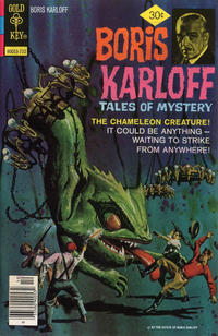 Cover Thumbnail for Boris Karloff Tales of Mystery (Western, 1963 series) #78 [Gold Key]
