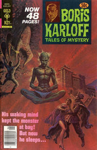 Cover Thumbnail for Boris Karloff Tales of Mystery (Western, 1963 series) #82