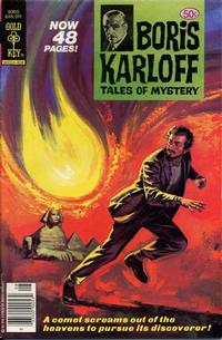Cover Thumbnail for Boris Karloff Tales of Mystery (Western, 1963 series) #83