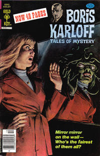 Cover Thumbnail for Boris Karloff Tales of Mystery (Western, 1963 series) #85