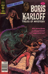 Cover Thumbnail for Boris Karloff Tales of Mystery (Western, 1963 series) #87 [Gold Key]