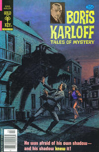 Cover Thumbnail for Boris Karloff Tales of Mystery (Western, 1963 series) #89