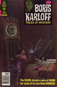 Cover Thumbnail for Boris Karloff Tales of Mystery (Western, 1963 series) #96