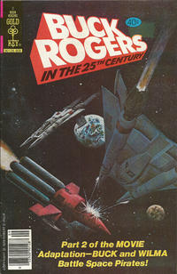 Cover Thumbnail for Buck Rogers (Western, 1964 series) #3 [Gold Key]