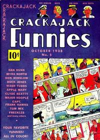 Cover Thumbnail for Crackajack Funnies (Western, 1938 series) #5