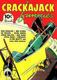 Cover Thumbnail for Crackajack Funnies (Western, 1938 series) #18