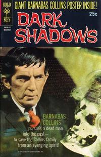 Cover Thumbnail for Dark Shadows (Western, 1969 series) #3