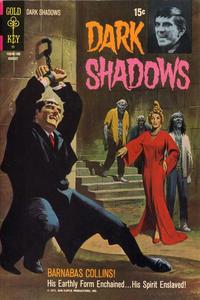 Cover Thumbnail for Dark Shadows (Western, 1969 series) #10