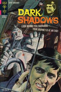 Cover Thumbnail for Dark Shadows (Western, 1969 series) #11