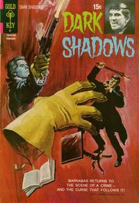 Cover Thumbnail for Dark Shadows (Western, 1969 series) #12