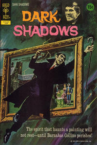 Cover Thumbnail for Dark Shadows (Western, 1969 series) #14