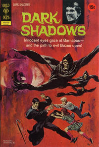Cover Thumbnail for Dark Shadows (Western, 1969 series) #15