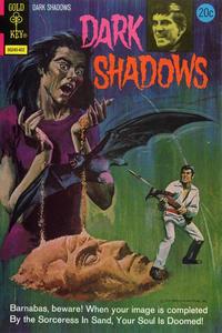 Cover Thumbnail for Dark Shadows (Western, 1969 series) #24