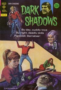 Cover Thumbnail for Dark Shadows (Western, 1969 series) #26
