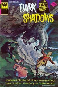 Cover Thumbnail for Dark Shadows (Western, 1969 series) #28 [Whitman Variant]