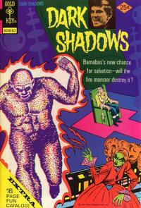 Cover Thumbnail for Dark Shadows (Western, 1969 series) #29