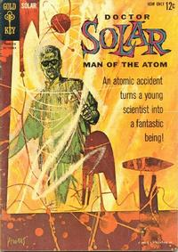 Cover Thumbnail for Doctor Solar, Man of the Atom (Western, 1962 series) #1