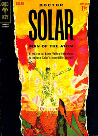 Cover Thumbnail for Doctor Solar, Man of the Atom (Western, 1962 series) #2