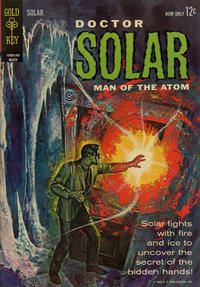 Cover Thumbnail for Doctor Solar, Man of the Atom (Western, 1962 series) #3